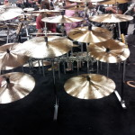 The Zildjan booth