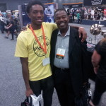 Legndary Ndugu Chancler and I