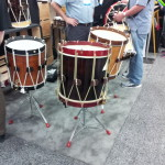 Costume made marching snare